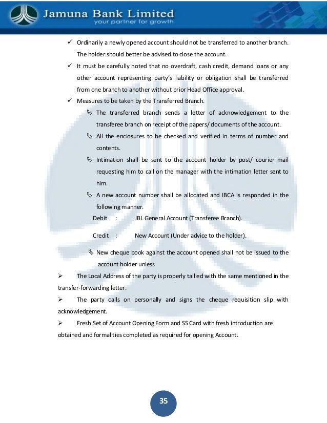 internship report on generalbanking ofjanata bank