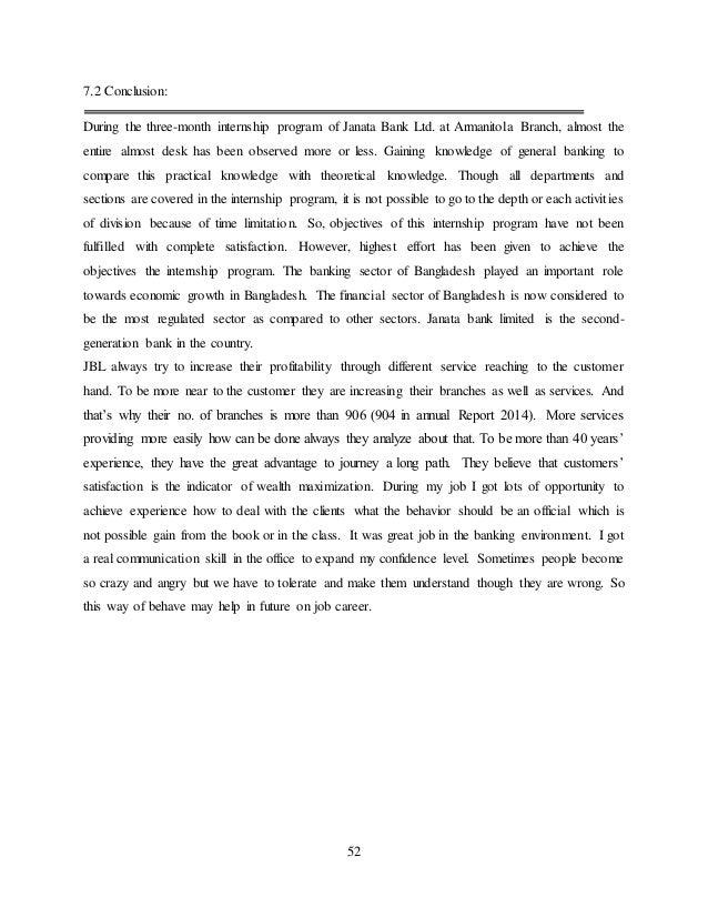 internship report on janata bank 1 janata bank limited, abu dhabi branch obied sayah al-mansuri building, po box 2630, electra road, abu dhabi, uae tel: (971-2)6344542,6331400.
