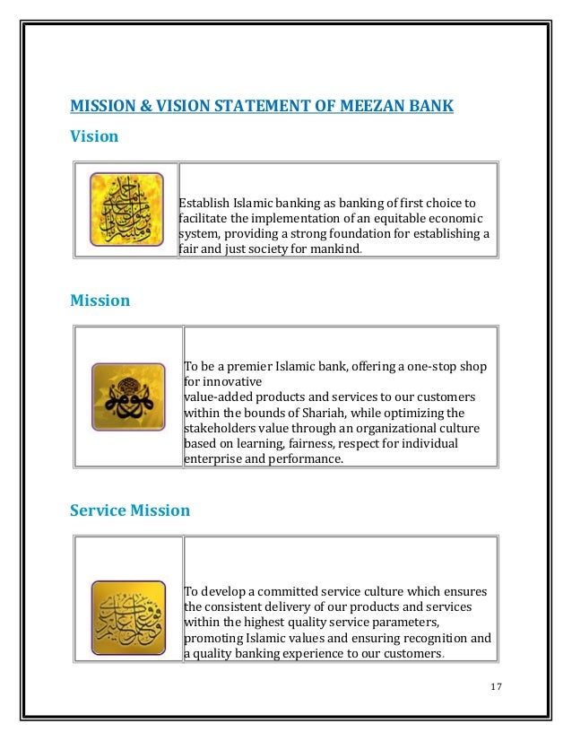Meezan bank organizational structure