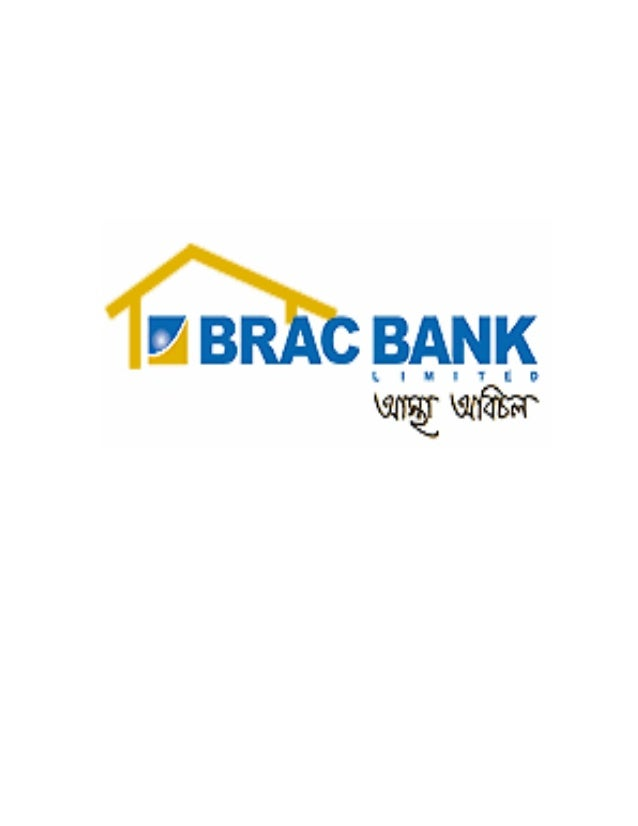 Internship report on sme activities of brac bank limited by lecturesh…