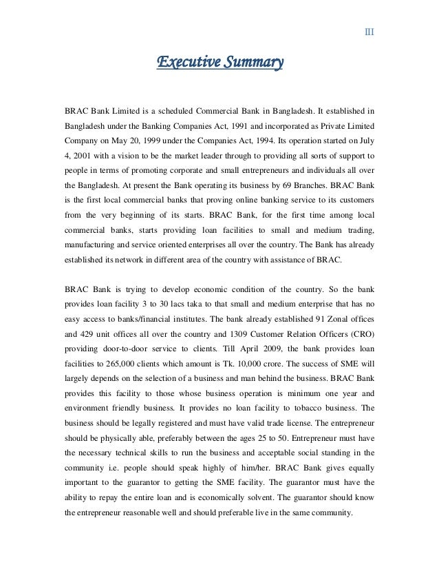 intern report on brac bank limited The sample size was small the survey was based on premium banking customers of motijheel branch only finally, the length of this internship program is not sufficient conduct a detailed study on the subject of research organizational overview background: brac bank limited, with institutional shareholdings by brac,.