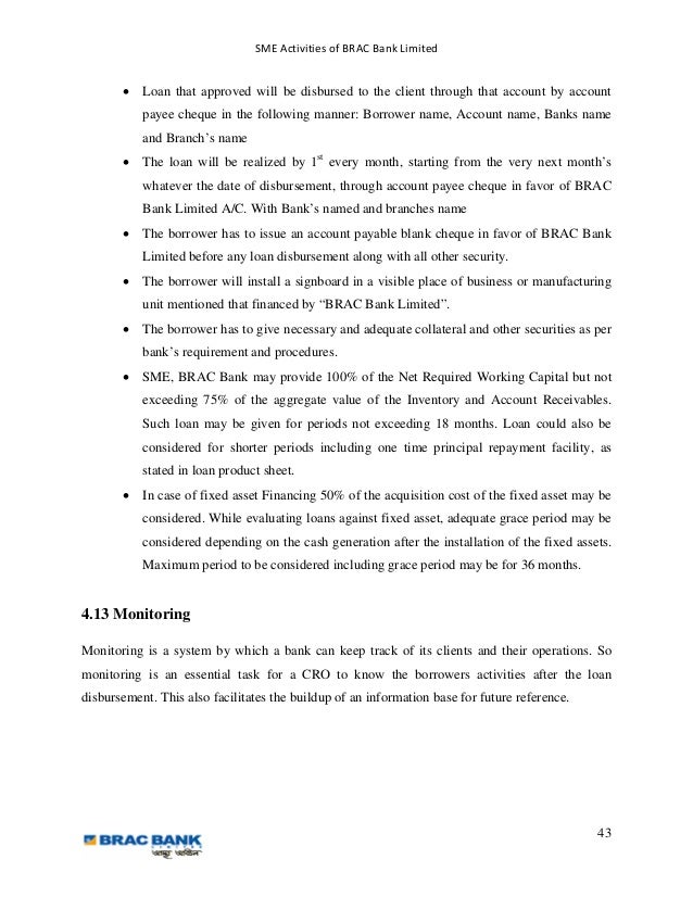 report on brac bank All about brac ngo and its activity in bangladesh  school of public health brac bank limited bracnet brac afghanistan bank  difference report.