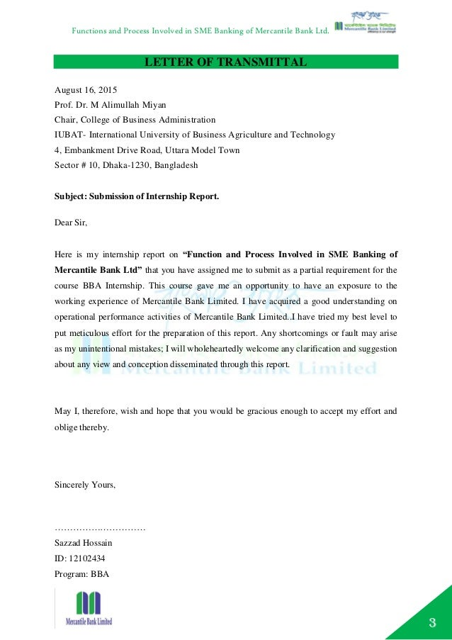 Internship report of the premier bank