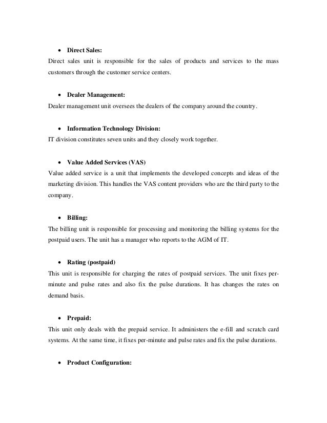 Internship report robi recruitment selection Research paper