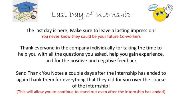 internship slidesshow For high school and college students, writing for an internship resume can be tough learn how to write your resume without professional experience.