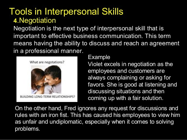 how important is interpersonal communication in the workplace Here are the top 10 communication skills that employers look for, and tips for how to communicate effectively in the workplace.