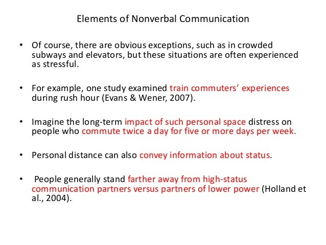 elements of interpersonal communication study guide Your analysis must engage with three elements of interpersonal communication and discuss how each is affected by a particular electronic  the case study i chose to .