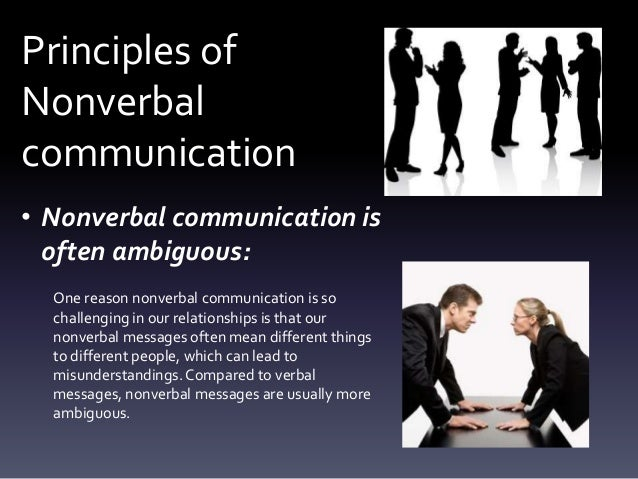 Verbal communication in relationships