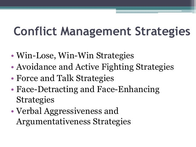 5 Conflict Management Styles at a Glance