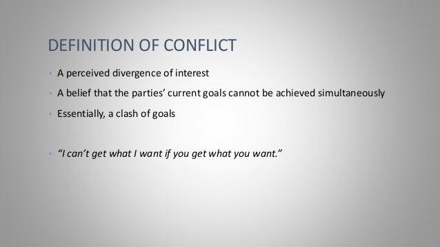 how interpersonal conflict deals with extrovert