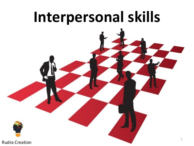 Interpersonal Skill Ppt With Logo