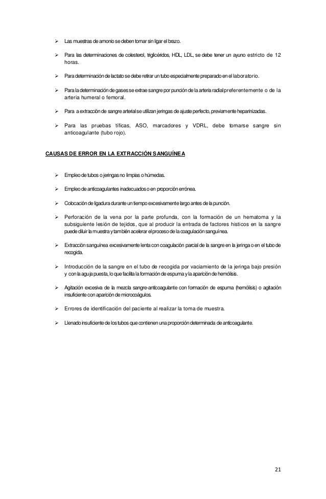 Interpretacion de examenes de laboratorio pdf