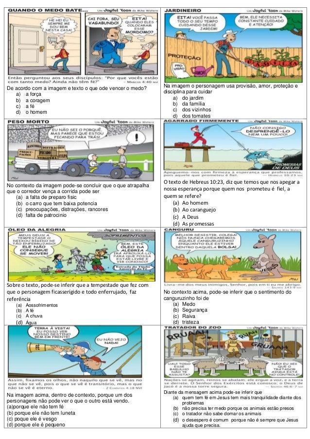 Interpretação de imagens religiao Slide 2