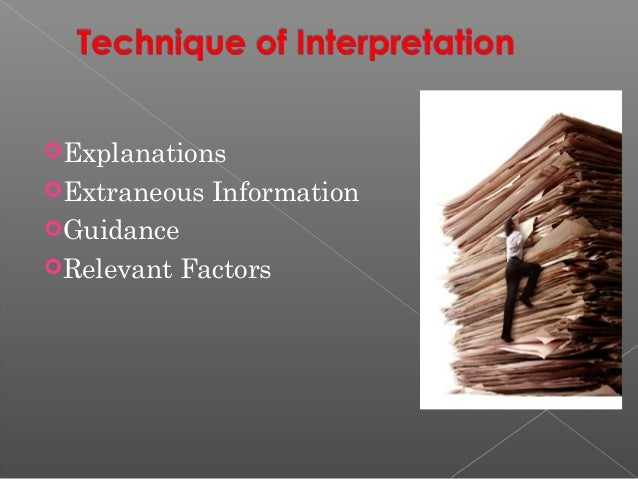 interpretation in research paper This research paper endeavors to provide a primer for the sort of research tasks for which content analysis is suited, as well as to suggest basic problems in the design of content analysis studies the biggest drawback of content analysis has traditionally been that it was very time-consuming to complete large-scale studies.