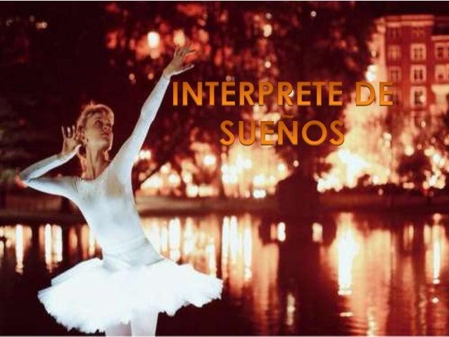 El sueño de mi entrevistada, es ser bailarina profesional reconocida. Ella desde pequeña ah estado en academias de perfecc...