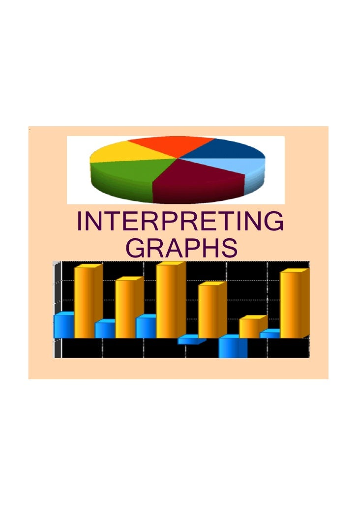 ­           INTERPRETING          GRAPHS
