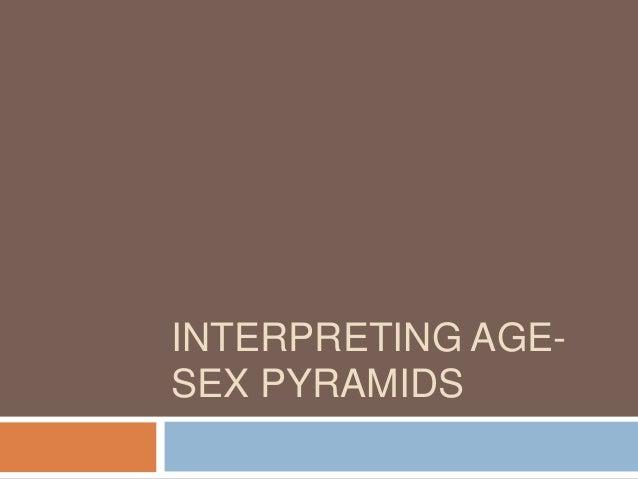 INTERPRETING AGE- SEX PYRAMIDS