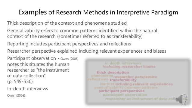 two main paradigms namely positivist and interpretive Interpretivist, socio-critical and even positivist approaches might proceed  keywords: heinz klein, information systems research paradigms, paradigm  in  his keynote address to a 1999 ifip82 working group, klein (1999) identified two  main  three major parts of dooyeweerd's thought to a strategic issue, namely  the.