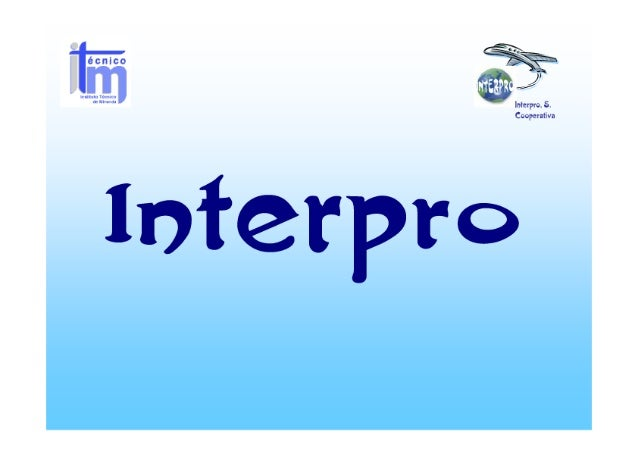 Interpro - catalogo