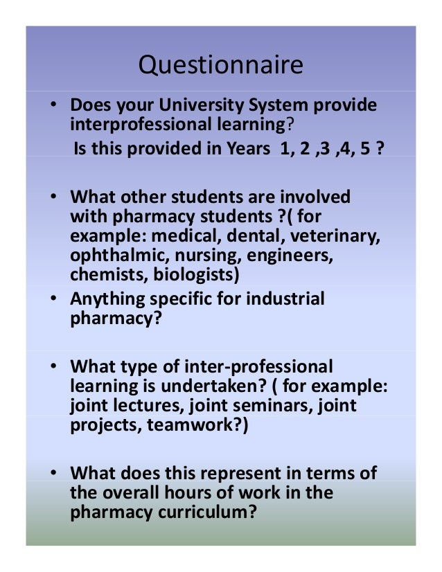 introduction to inter professional education Module/session 1 - what is it all about introducing core interprofessional  concepts define interprofessional education (ipe) and interprofessional  collaborative.