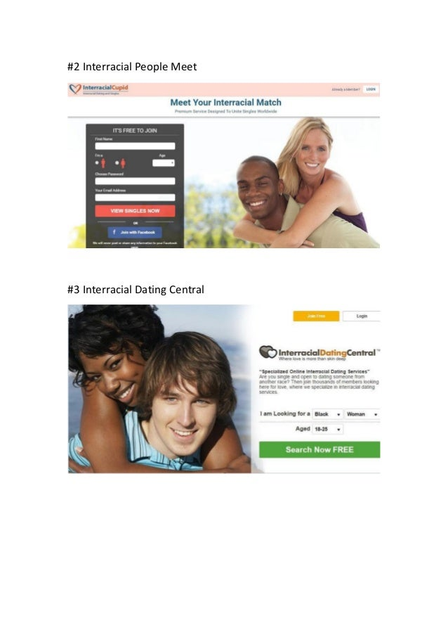 top 5 online dating services
