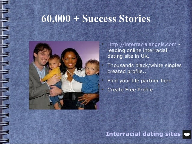 Free interracial dating sites uk