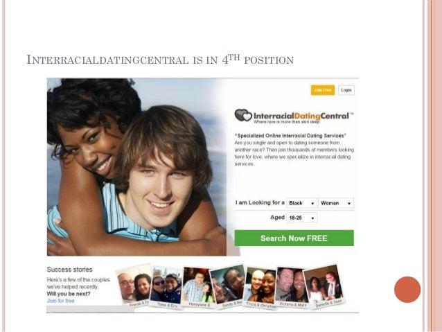 svart kvinnelig Interracial datingside