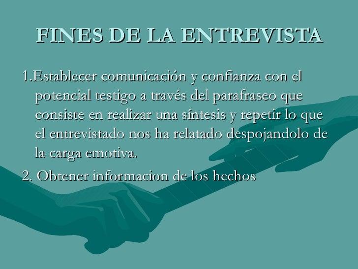 INTERROGATORIOS Y CONTRAINTERROGATORIOS Slide 3