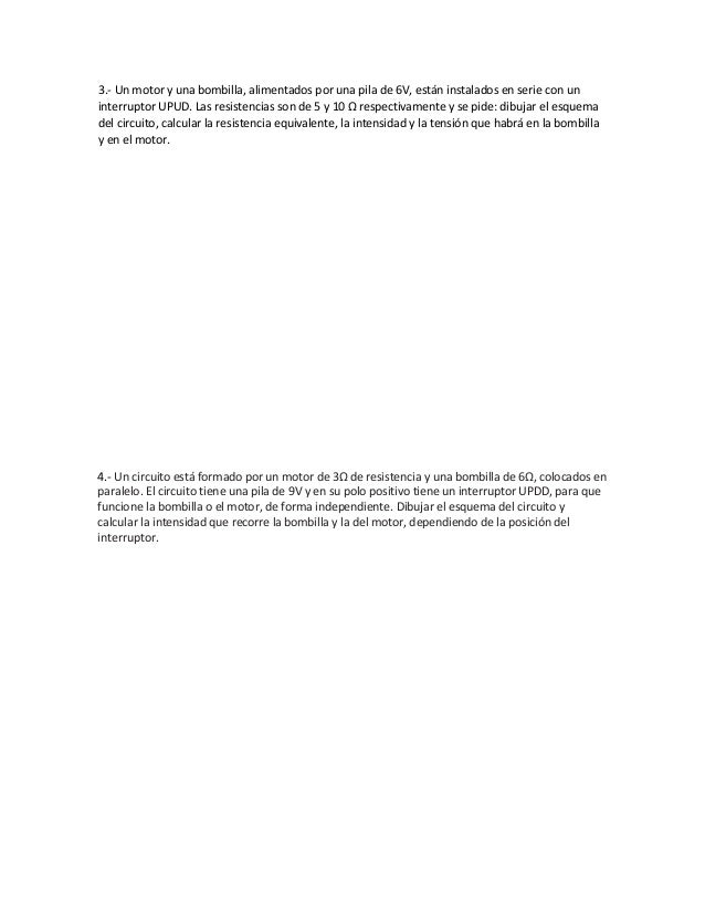 Circuito Que Tenga Un Interruptor Una Pila Y Una Bombilla : Interruptores