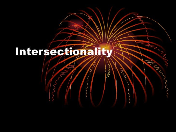 collins theory of intersectionality essay This book portrays intersectionality as not only an analytic tool used by scholars but also a performative concept—it accomplishes as well as describes in other words, it is both theory and practice.