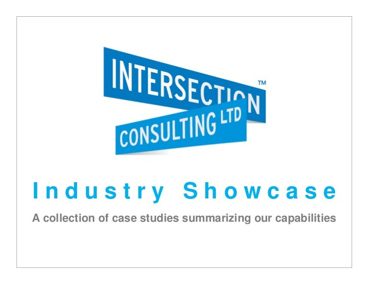 Industry ShowcaseA collection of case studies summarizing our capabilities