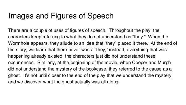interstellar speech