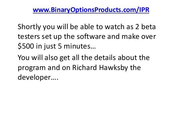Interstellar profits binary options program pic pwm 10 bitcoins
