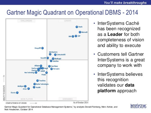 magic quadrant for operational database management systems 2017 pdf