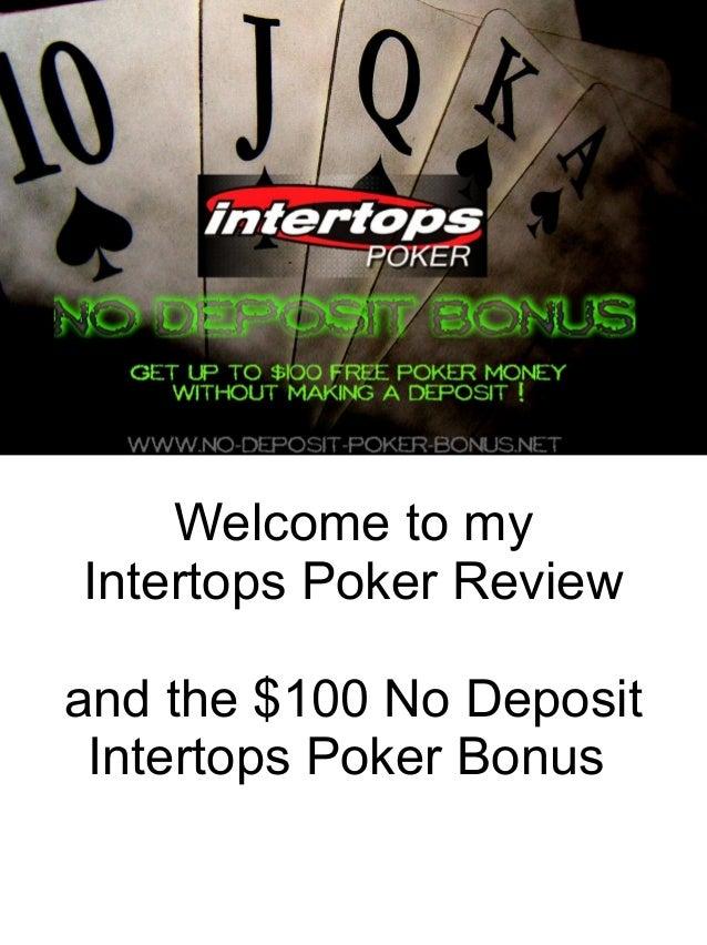 Poker Bonus No Deposit