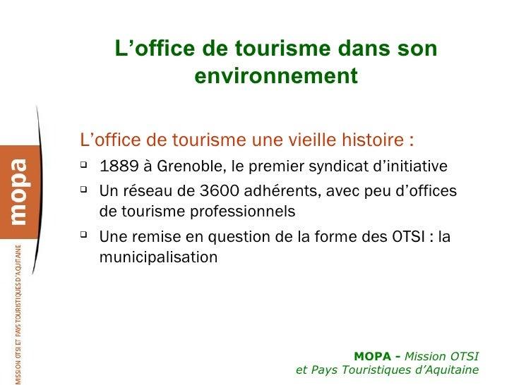 Intervention de jean luc boulin cnfpt2007 - Office de tourisme andorre la vieille ...