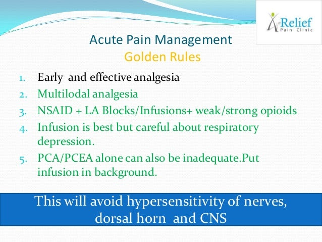 Interventional Pain Management By Dr Rajeev Harshe