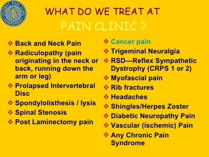 Interventional Techniques For Cancer Pain Management. Slide 3