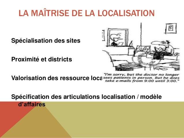QUELS MODÈLES D'AFFAIRES ?1. Economie du luxe et du low cost  Variété des qualités sur les mêmes marchés  Différenciatio...