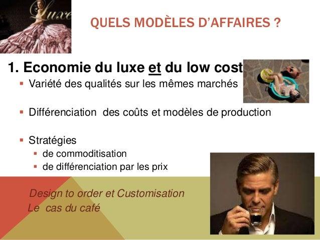 QUELS MODÈLES D'AFFAIRES ?4. L'économie des gratuités  Omniprésence du gratuit  Des formes multiples de gratuité  Une é...