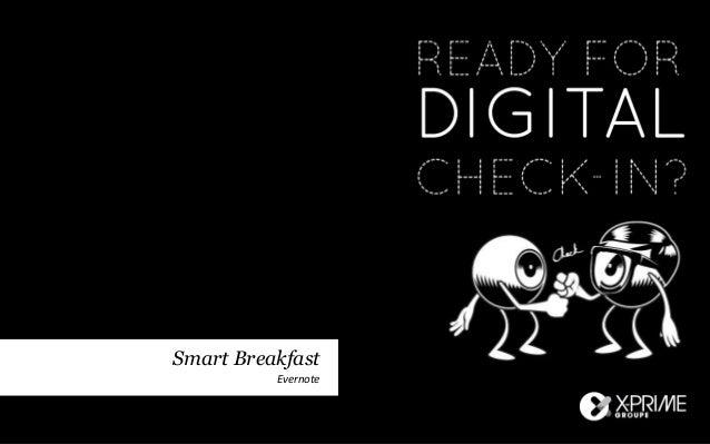 Smart Breakfast Evernote