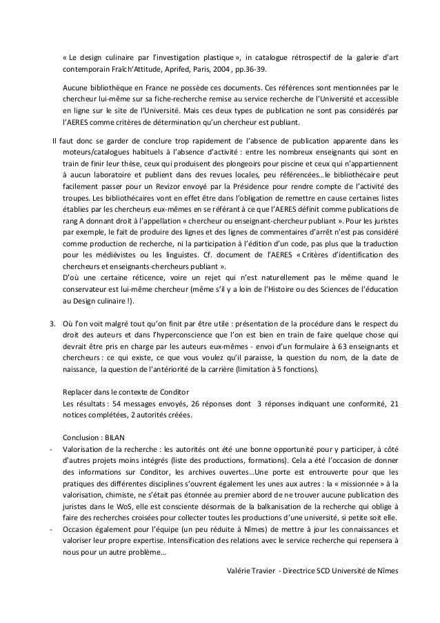 Les notices d'autorités comme outil de valorisation de la recherche - 2 octobre 2014 à la BULAC Slide 2