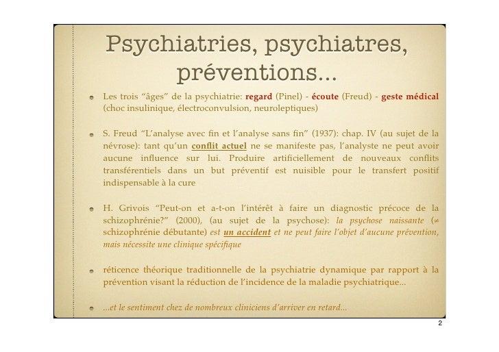 Intervention Précoce & Savoirs Sociaux Slide 2