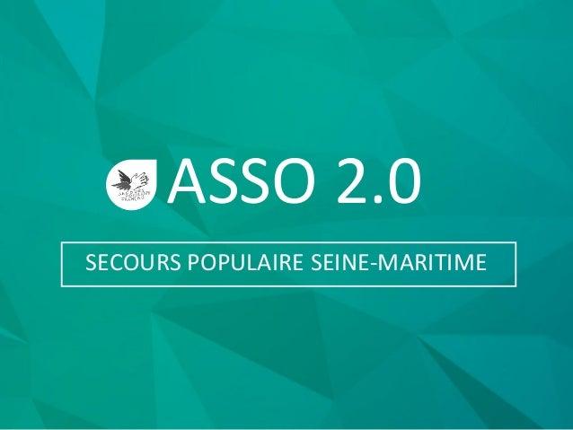 ASSO 2.0 SECOURS POPULAIRE SEINE-MARITIME