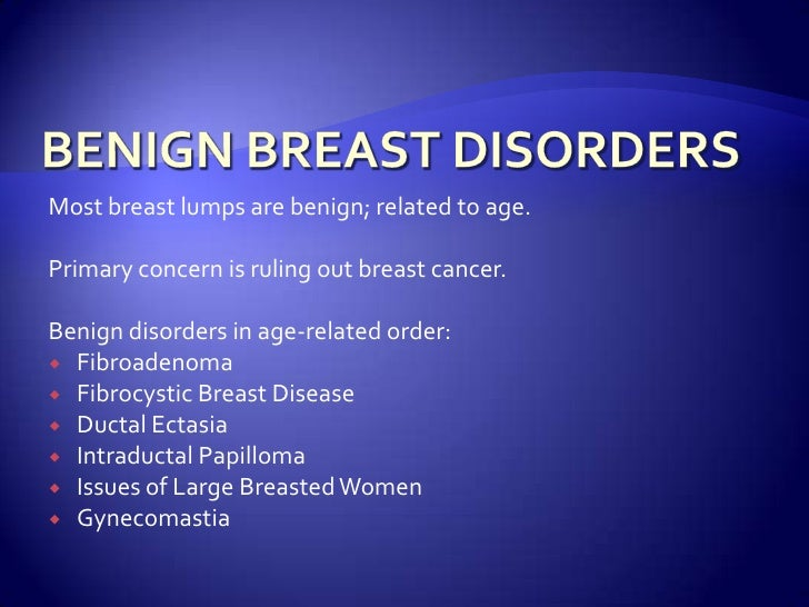 Inspection of breast cancer 10