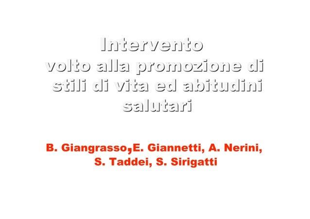  Presentazione iniziale obiettivi del programma. Discussione sul concetto di autostima (brain   storming) – produzione...