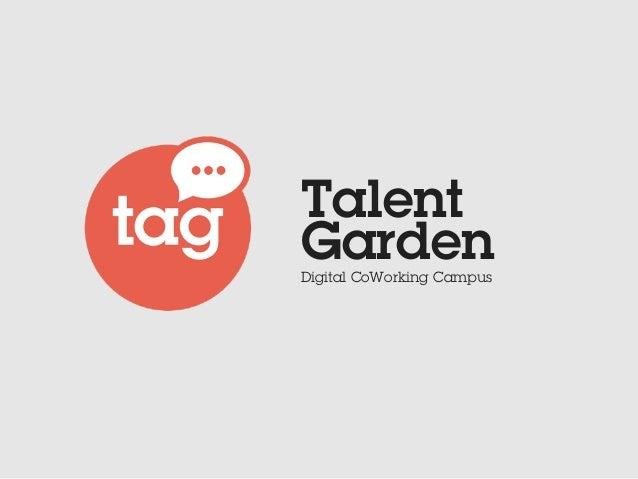 TalentGardenDigital CoWorking Campus