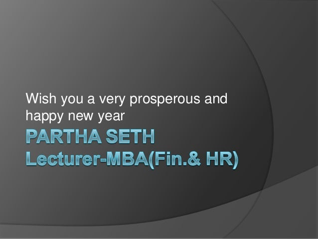 Wish you a very prosperous andhappy new year