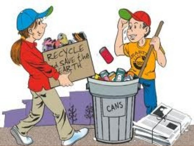 How is your city dealingwith the matter of recycling?