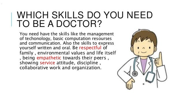 what skills do you have